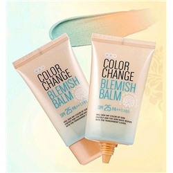 WELCOS Color Change Blemish Blam SPF25 PA++ CC - крем