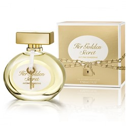 Antonio Banderas Her Golden Secret edt Original