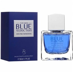 Antonio Banderas Blue Seduction For Man edt Original