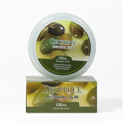 "Крем д/лица ""Олива"" DEOPROCE Natural Skin Olive Nourishing cream 100гр./ №1225"