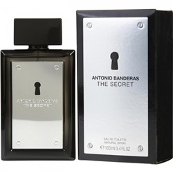 Antonio Banderas The Secret Man edt Original