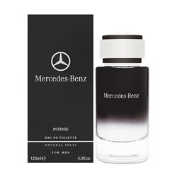 Mercedes-Benz INTENSE edt for men 120ml