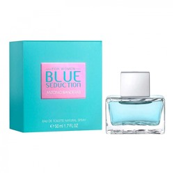 Antonio Banderas Blue Seduction For Woman edt Original