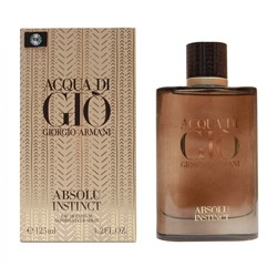 Giorgio Armani Acqua Di Gio Absolu Instinct edp for men 125 ml ОАЭ